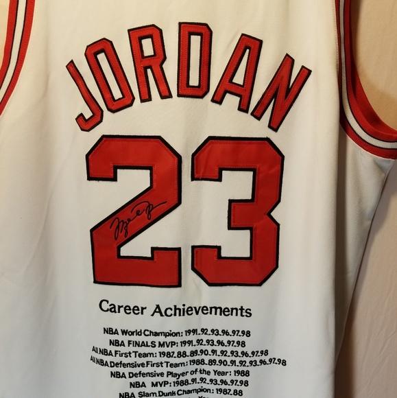 194c62f99ac8f4 Michael Jordan 3XL Jersey by Von Dutch. M 5b19eccd12cd4a87d5e0fab3